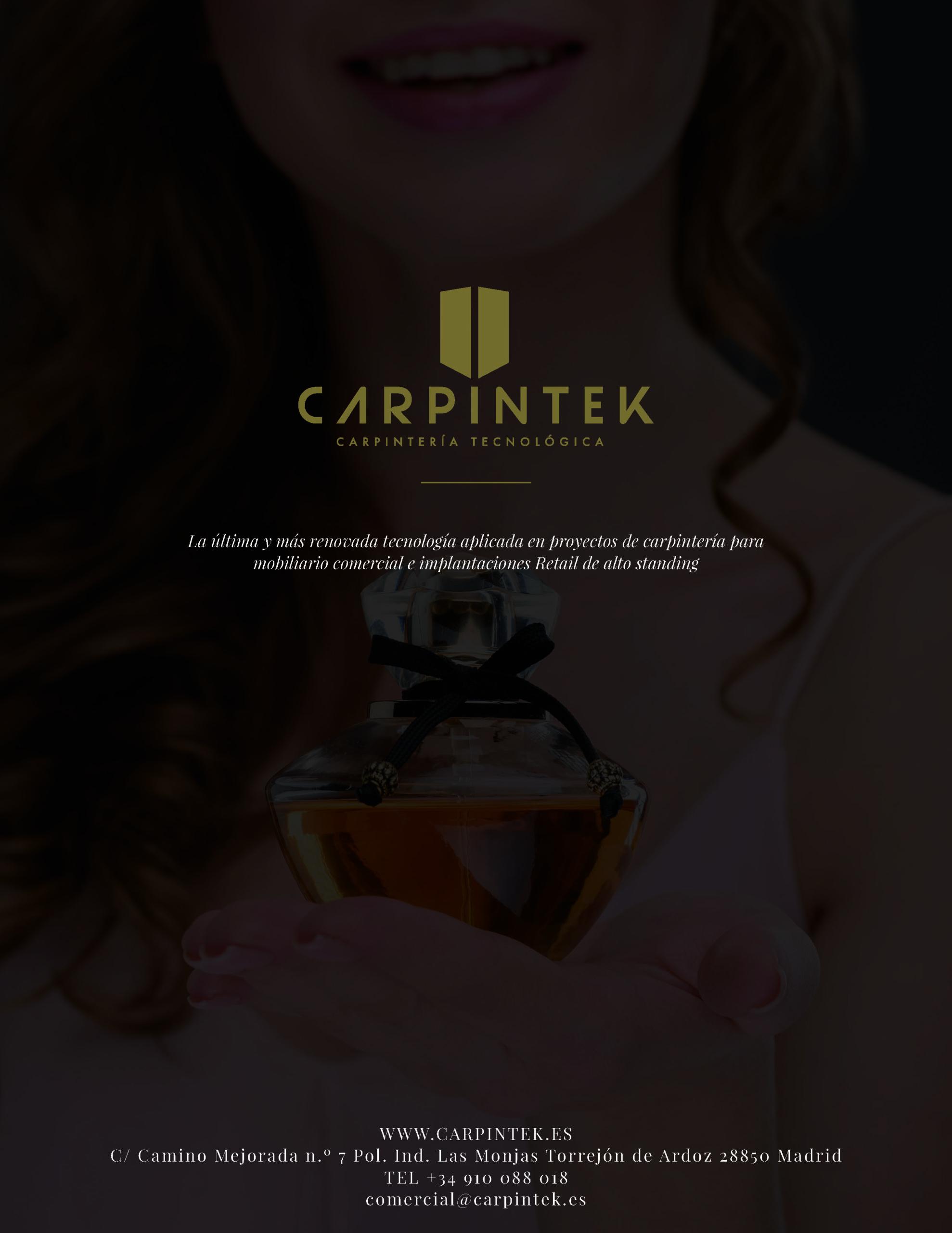 Dossier Carpintek Mobiliario Comercial