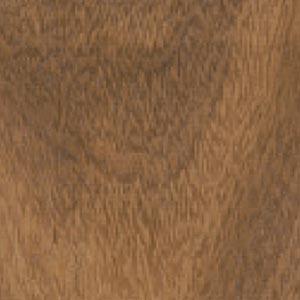 Acabada en madera de iroko