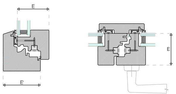 Plano técnico lighttek madera