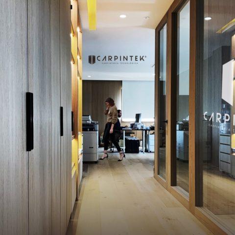 Oficinas Carpintek